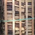 Drewno opałowe na palecie
